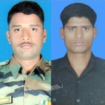 RIP Naik Shinde & Gunner Sahadev. Both killed a terrorist each today at Kupwara before succumbing to their injuries. https://t.co/UuW3iAsoMg