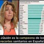 Susana Diaz alardeando de la sanidad en Andalucia.. Tiene la cara de cemento.. #L6Nsusanadiaz #TiteresDelIbex https://t.co/bmfhPKfzw6