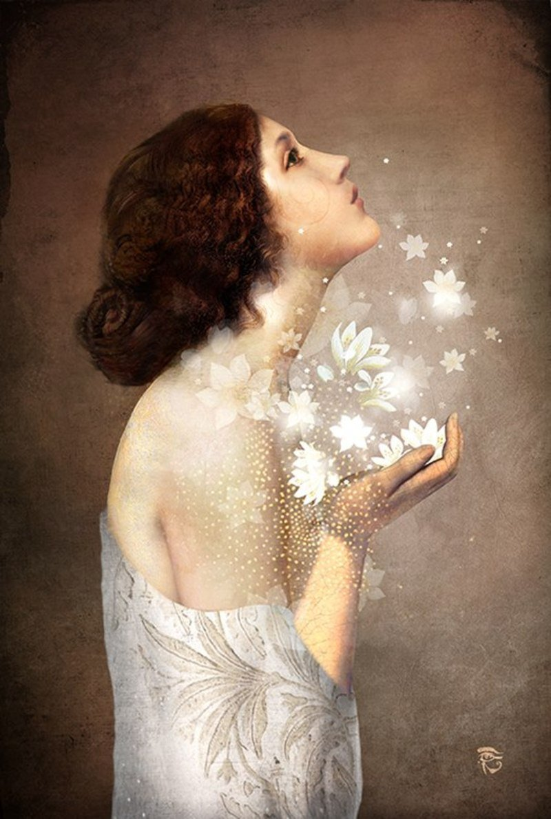 "#Painting ""Wish"" by Christian Schloe #digitalart https://t.co/0kX8Kn6oVi"