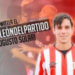 #EDLP Hacé RT si Santiago Solari te pareció el #LeónDelPartido contra Atlético de Rafaela. https://t.co/xwSxgXlmFC