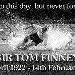 Two years ago today, Preston North Ends greatest ever player Sir Tom Finney passed away. Always in our hearts. https://t.co/msXdFk4gOx