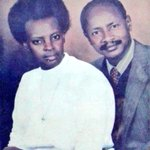 Pres #Museveni @FirstLadyUganda those days. Behind every successful man, there is a woman... #UgandaDecides https://t.co/ottaxtdtBQ