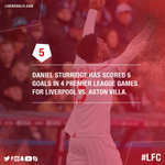 .@DanielSturridges recent record vs. @AVFCOfficial makes great reading... https://t.co/rLncMgF8s5