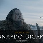The @BAFTA for Leading Actor is awarded to Leonardo DiCaprio! #BAFTAs https://t.co/TajySHPAJU