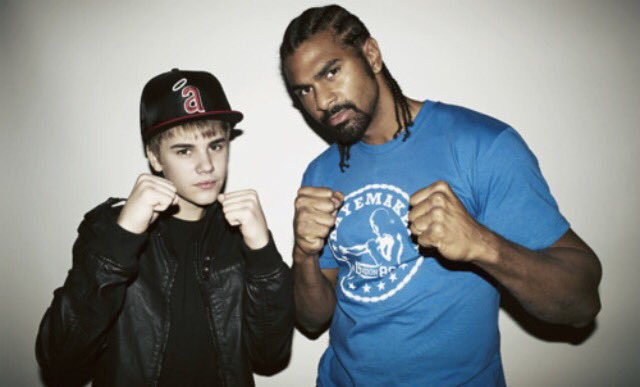 Big shoutout 2 my old pal & sparring partner @justinbieber on tonights nominations! A noteworthy comeback! #Grammys https://t.co/5e4u1bzOyC