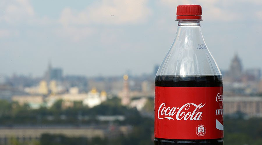 'Ban Coca-Cola!' – MP on Soda Company not including Crimea on Russian map