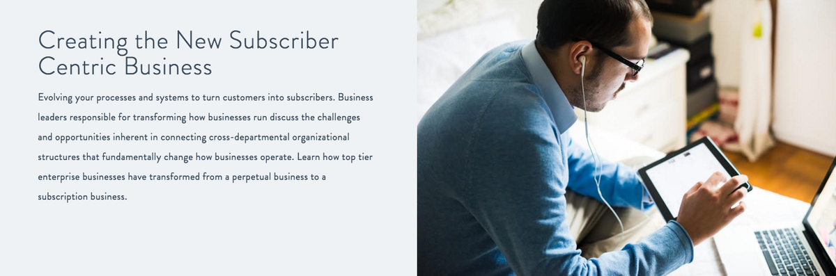 Join us at Subscribed 2016 & learn how the #SubscriptionEconomy will transform your industry https://t.co/4bOi1mC81r https://t.co/IqlK9Myo3O