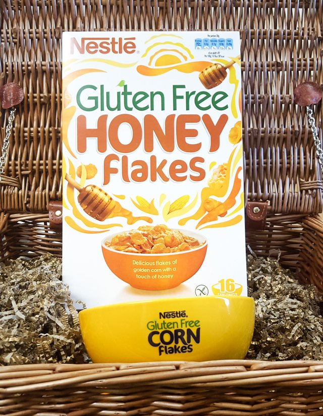 Follow me and tweet #NestleGlutenFreeComp to #win a gluten free cereal hamper. T&Cs https://t.co/c6m60FLyij #ad https://t.co/mJJq7Hcmx0