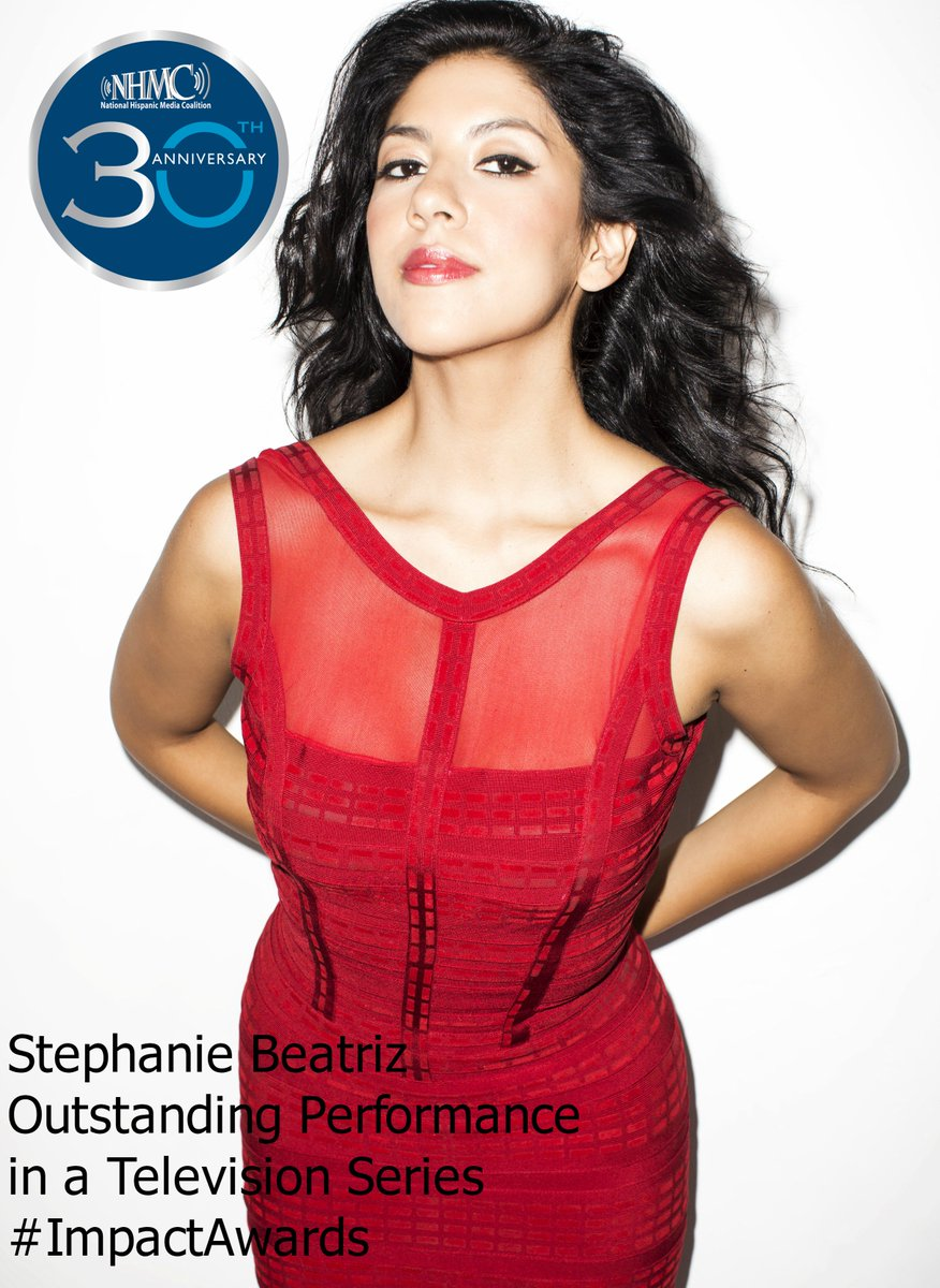 Retweet to congratulate @iamstephbeatz for being honored at the NHMC #ImpactAwards! https://t.co/vuCe2S0Txz