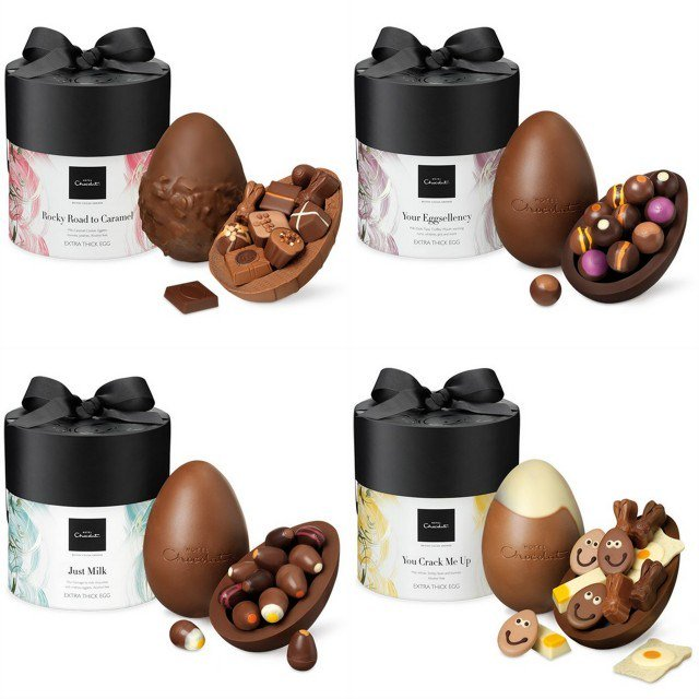 Giveaway: @hotelchocolat Extra Thick Easter Egg https://t.co/HufgYU2ydO https://t.co/epN7BDwXWy
