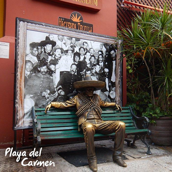 El famoso Zapata de la Quinta Avenida. ¿Quién tiene una foto ahí? https://t.co/NncFyhkAjA