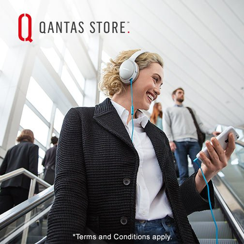 10% off Qantas Store eligible products incl. discounted items w/ code WEEKEND16 by 28 Feb!