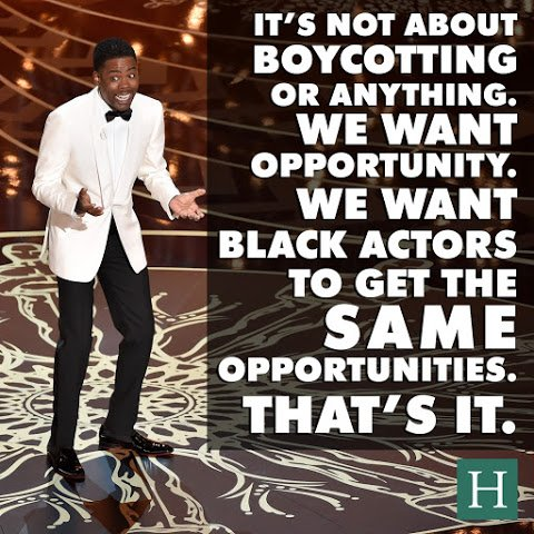 Chris Rock's monologue totally nails #OscarsSoWhite controversy https://t.co/CpPyWQbmLs https://t.co/zXKJFiLAMC