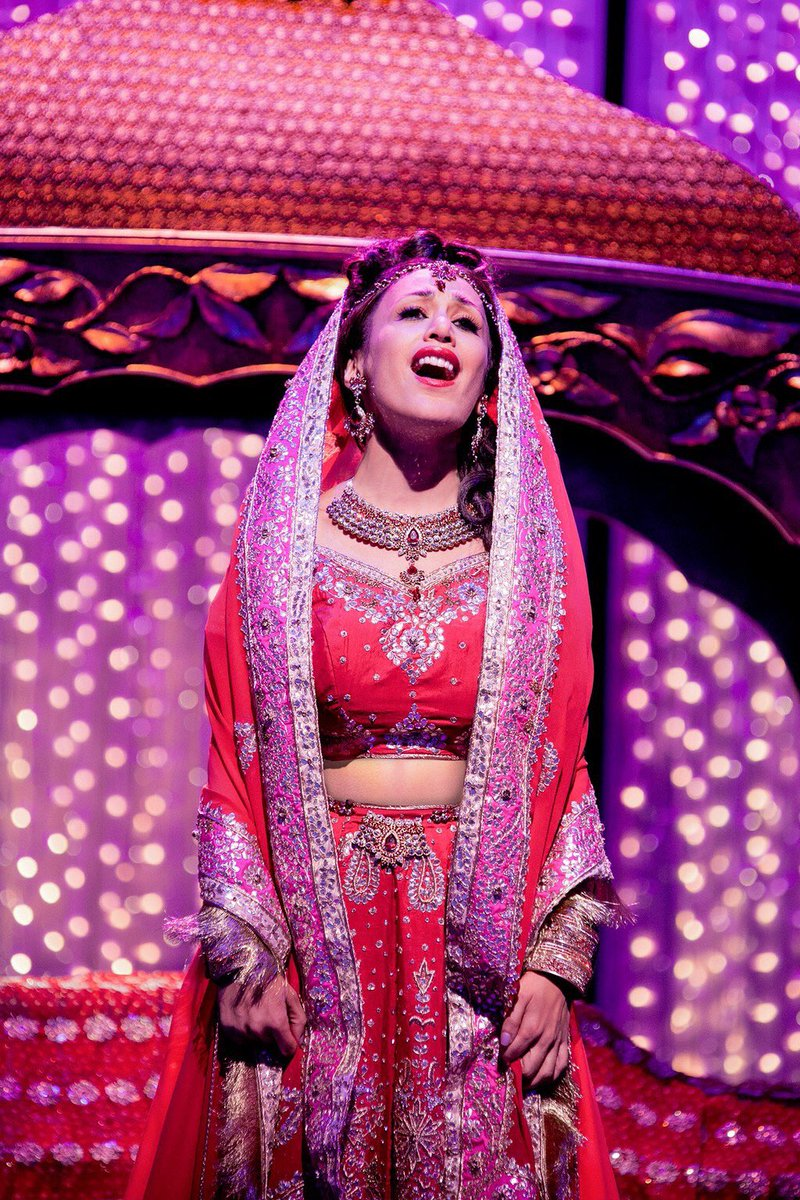 RT @BendItMusical: Congratulations to @PREEYAKALIDAS who has been nominated for Best Supporting Actress in a Musical! #OlivierAwards https:…
