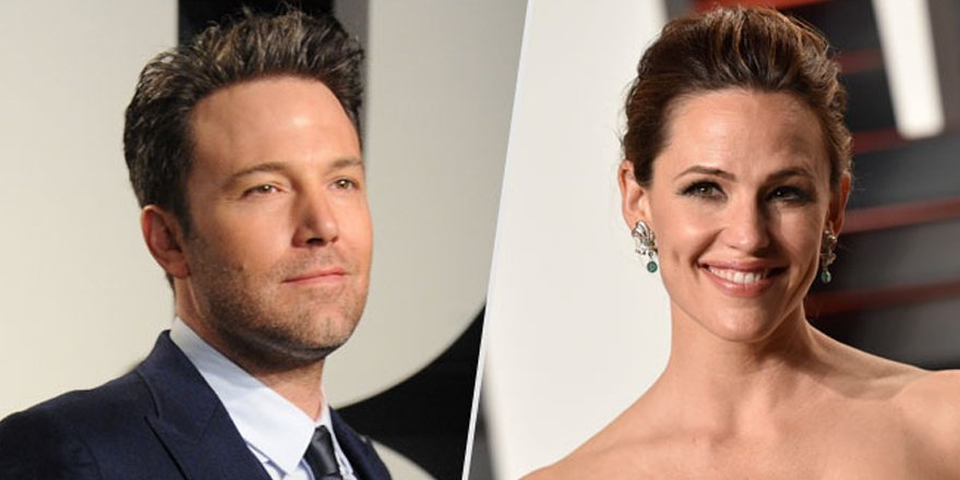 Jennifer Garner and Ben Affleck cross paths at Oscars afterparty