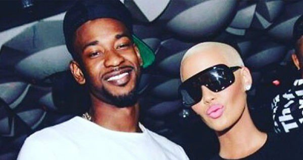 New couple alert! Amber Rose is dating Toronto Raptors basketball player Terrence Ross: