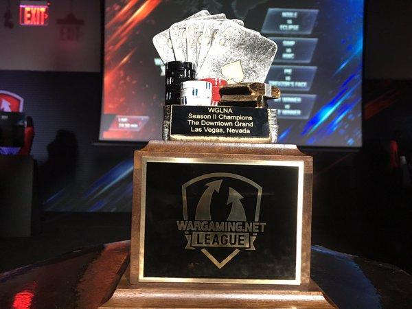 eClipse Upsets SIMP to Win @worldoftanks @WGLNA Championship https://t.co/UYbDjClSzj https://t.co/kF9khKGpHS