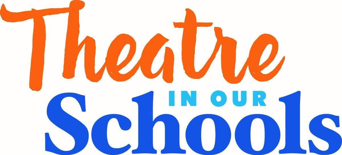 Happy #TheatreInOurSchools month. #TIOS16 @edtadvocacy @AATENow @kelliohara https://t.co/lXqLDfC90P
