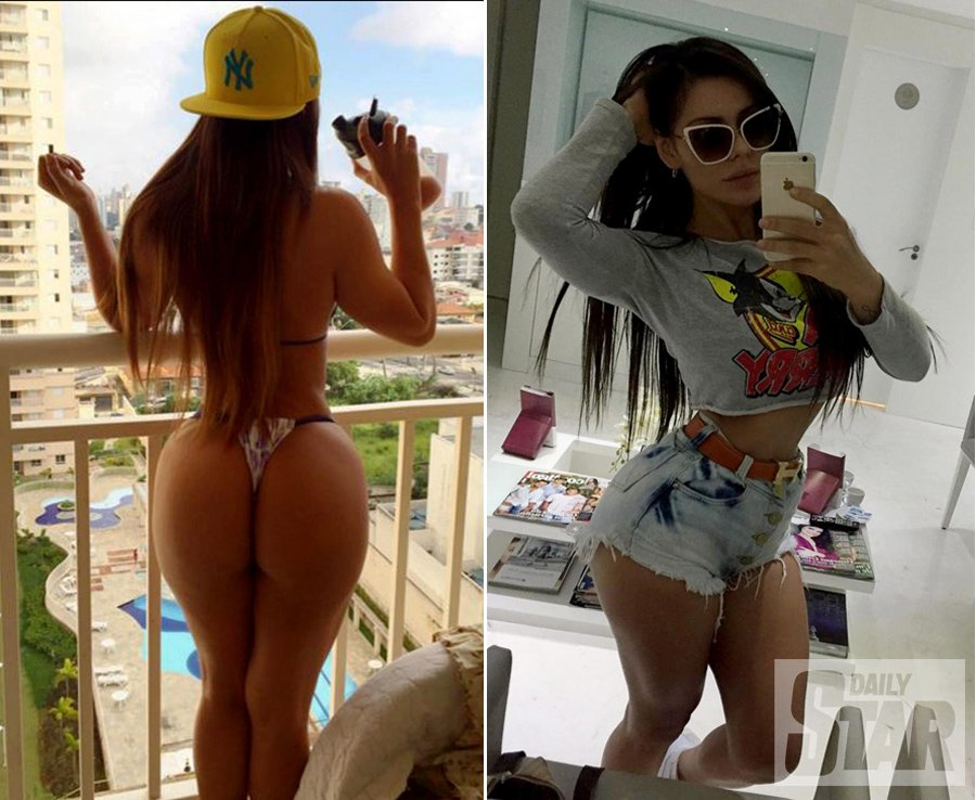 RT @DStarPics: Miss Bum Bum @SuzyCortez_ flaunts figure in a teeny bikini https://t.co/4CGQlR2VAf https://t.co/laO0D1H0LZ