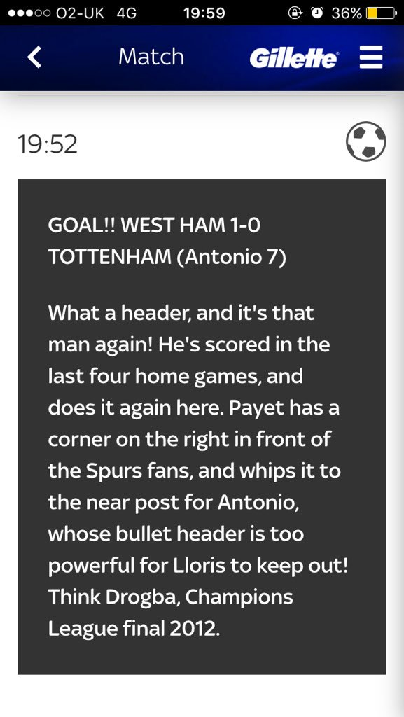 For Spurs fans, that comparison is rubbing salt in the wound somewhat https://t.co/2Ax1Jop561