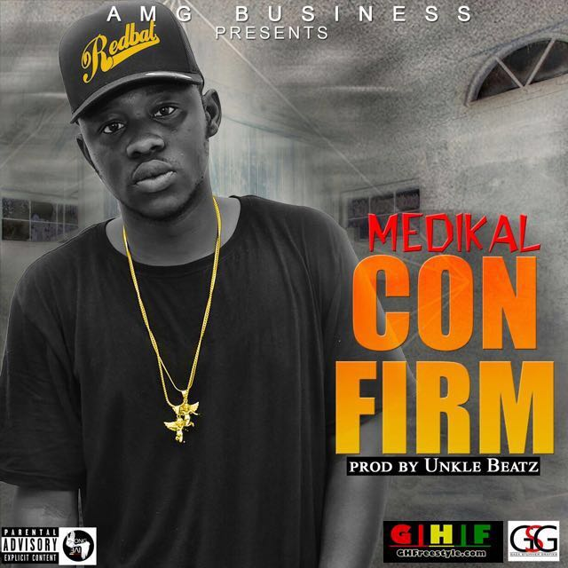 """Spanking #Newmusic #CONFIRM"""" BY @AmgMedikal .. prod by @Unkle_18"""