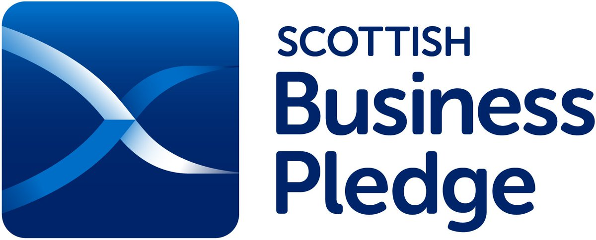 Today we're proud to have signed the ScottishBusinessPledge