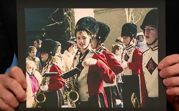 Jennifer Garner was in the high school marching band: 🎷