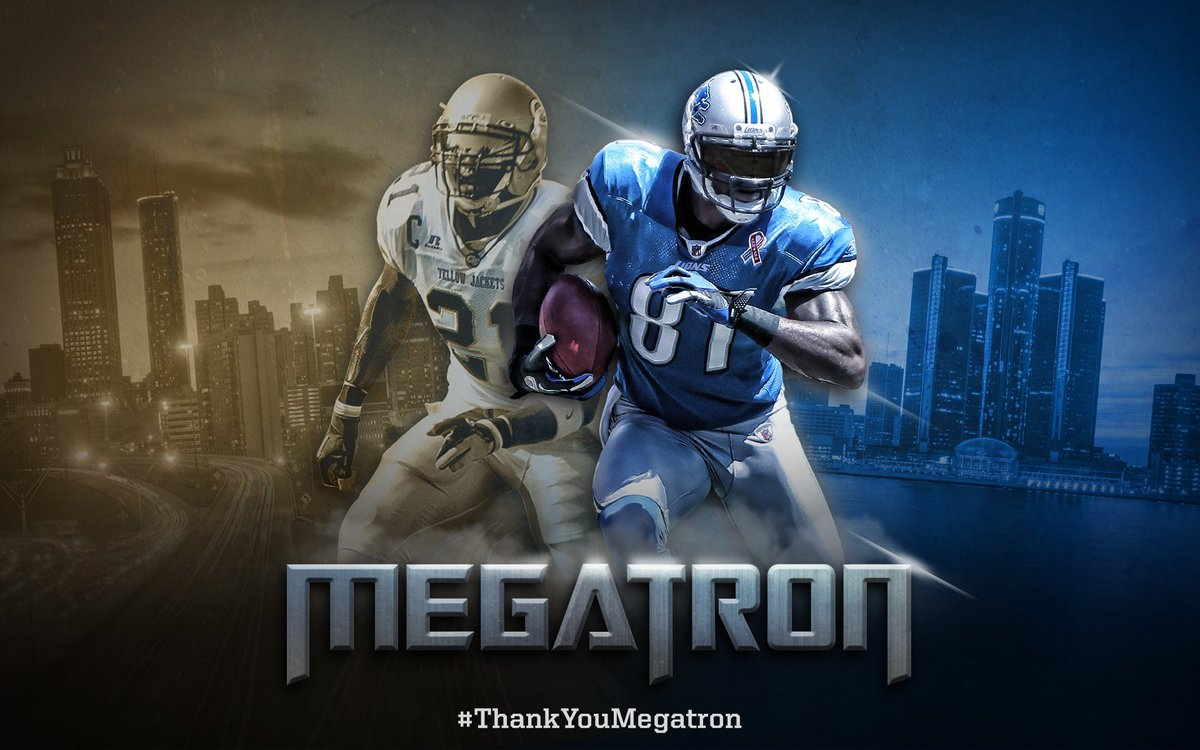 #ThankYouMegatron https://t.co/Ow3wxIOQWT