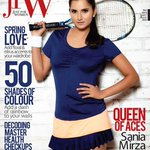 RT @jfwmagofficial: Celebrating the Queen of aces, the unbeatable @MirzaSania this March on our cover! #prideofindia #womenPower https://t.…