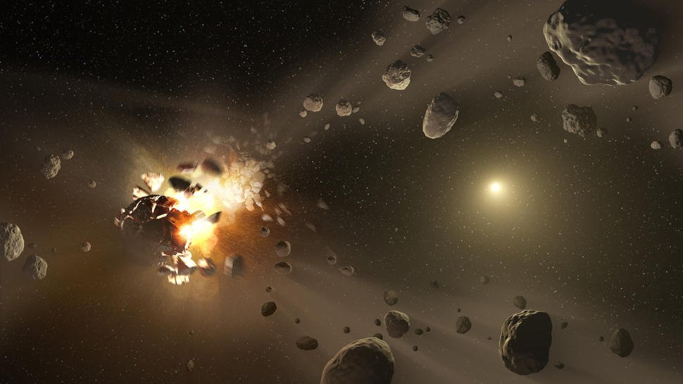 Good news: Earth just avoided being smashed by an asteroid https://t.co/6pZwVA4Fqb https://t.co/jrcqIxL15I