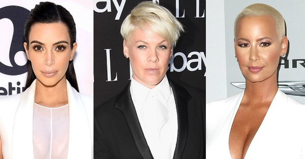Amber Rose slams Pink in defense of Kim Kardashian:
