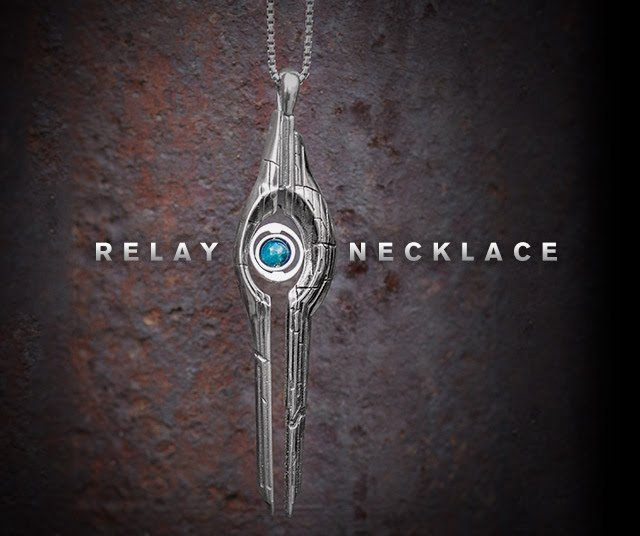 The #MassEffect Relay necklace is back in stock! https://t.co/WN4y7lwnz4 https://t.co/4cWsdij1Bw