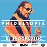 Dj Snoopadelic x RMM x RTD does it again 4/27/16 @yosttheatre N @gdmlive shout out to @rmmpercy & @thertdgroup https://t.co/I20h9EbjWi