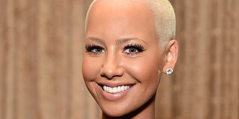 Amber Rose on Kim Kardashian's controversial nude selfie: 'I thought she looked beautiful'