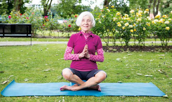 Gym & tonic: Fit & fabulous pensioners https://t.co/VcrhxakyPV #yoga #iyengar #teacher #teachers #senior #seniors https://t.co/tHiuEaDCOO