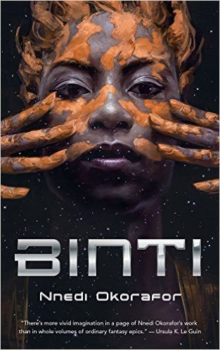 we love BINTI by @Nnedi @torbooks https://t.co/vwGhposKpv https://t.co/4S6MrGtqC3