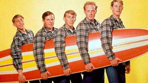 """Mike Love, who turns 75 today, leads the Beach Boys on """"California Girls"""" in a '79 set. https://t.co/C4F3zi3F0x https://t.co/Jit23Sb9NO"""