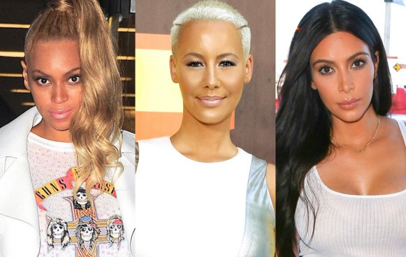 Amber Rose was not shading Beyoncé in defending Kim Kardashian: