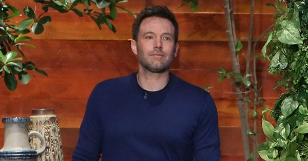 Ben Affleck says he and Jennifer Garner are