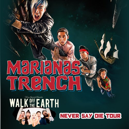 K&I~1st chance to win last minute tix to see @mtrench + @WalkOffTheEarth @BudGardens 2nite happens before 7! https://t.co/e5oxeJ1pZZ
