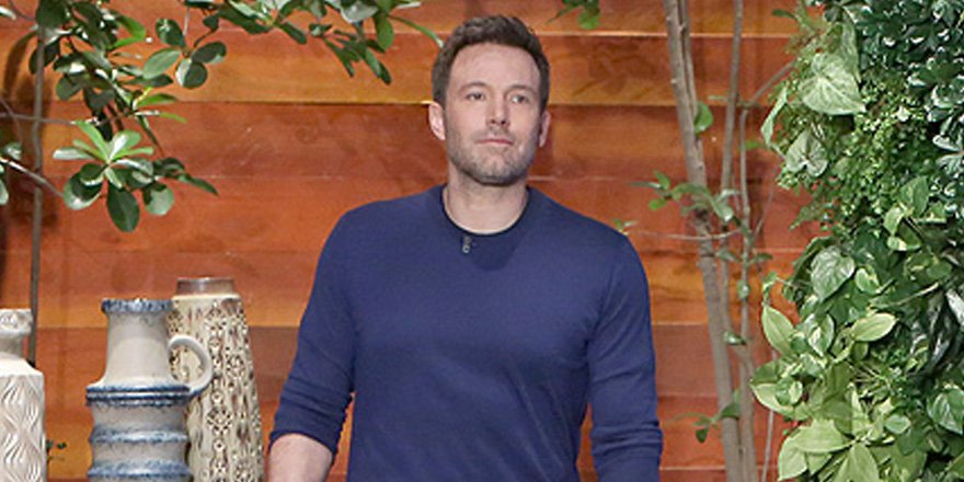 Ben Affleck says he and Jennifer Garner are 'good friends'