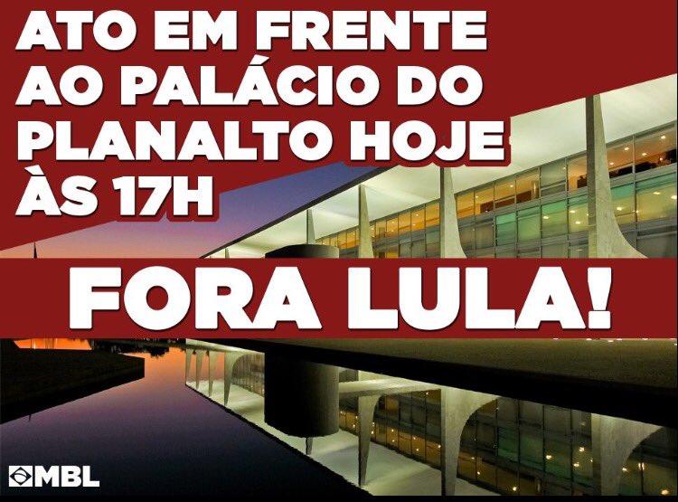 Não.Congresso dará continuidade ao processo impeachment e povo irá às ruas #OCUPABRASILIA https://t.co/y8foplOAYy https://t.co/VykLjFtw1Z