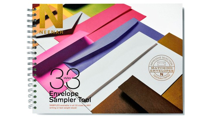Everything you need to know about envelopes – win the Neenah Envelope Sampler! https://t.co/jMKo639AZC https://t.co/HOrvESvuEG