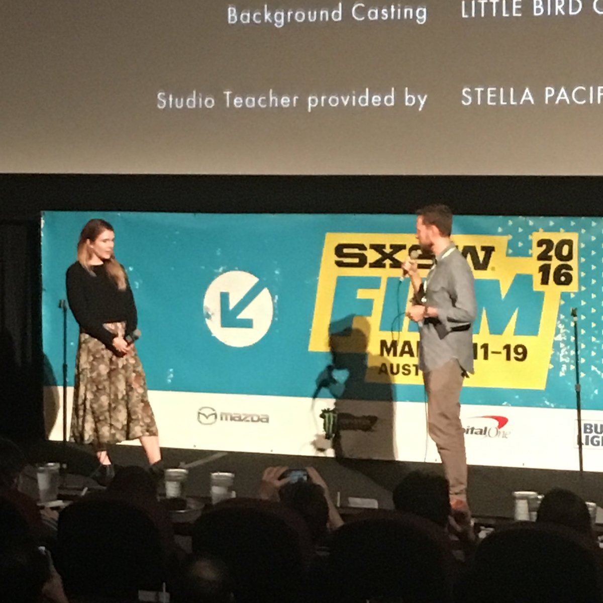 A gorgeous performance from Lily Rabe in Miss Stevens. All accolades and #SXSW praise is thoroughly deserved https://t.co/ATN5hmolcZ