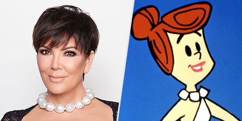 Kris Jenner and Wilma Flintstone have a lot more in common than you think via @People_Style