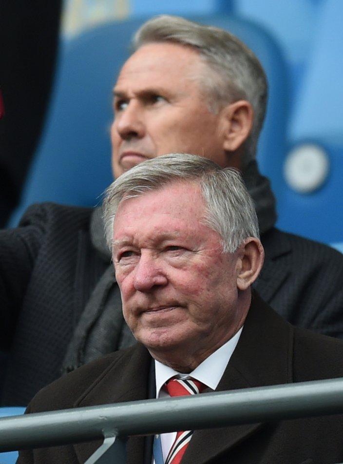 Sir Alex Ferguson has a warning for Pep