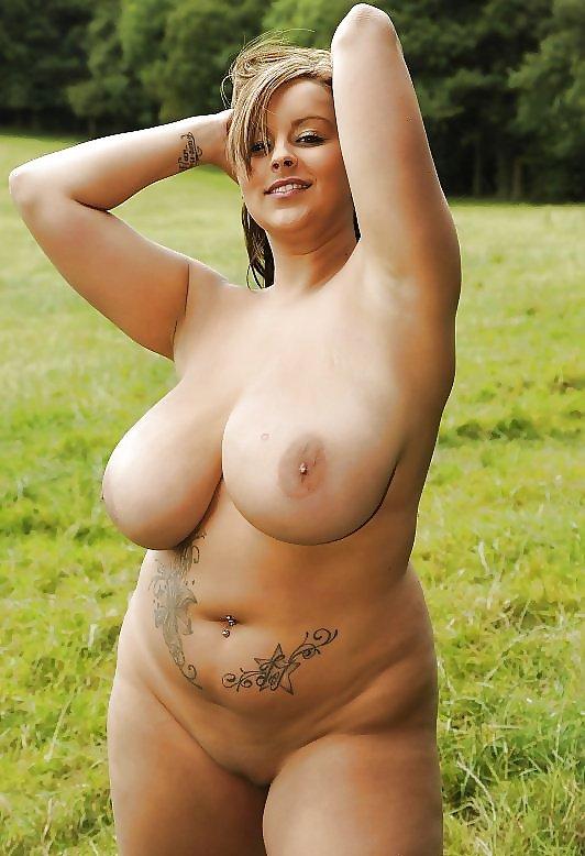 Пышные голые телки фото