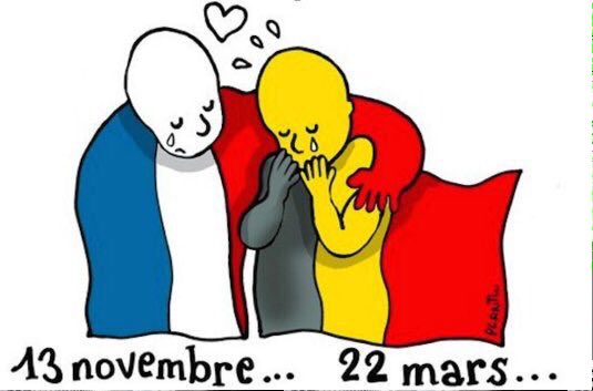 What a time to be alive... #brusselsattack #Brussels https://t.co/Yk9GoRE47Z