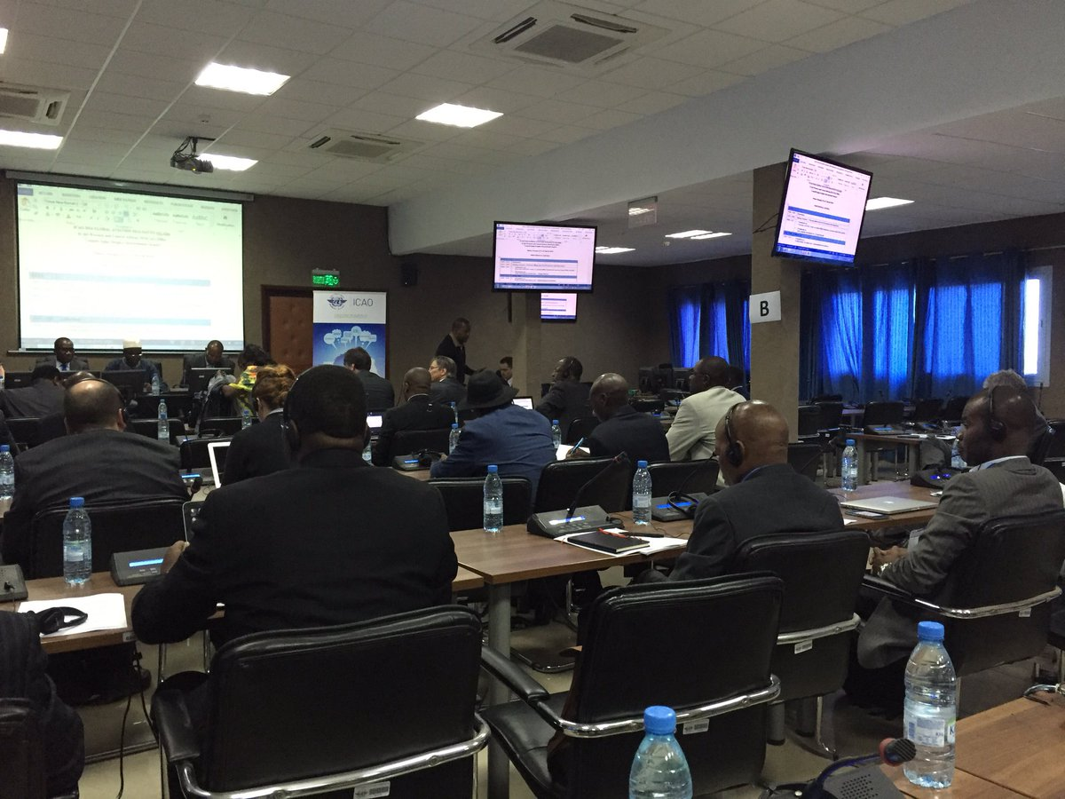 RT @ATAG_aviation: Africa region outreach on an @icao global offsetting system for aviation in Dakar, Senegal. http…