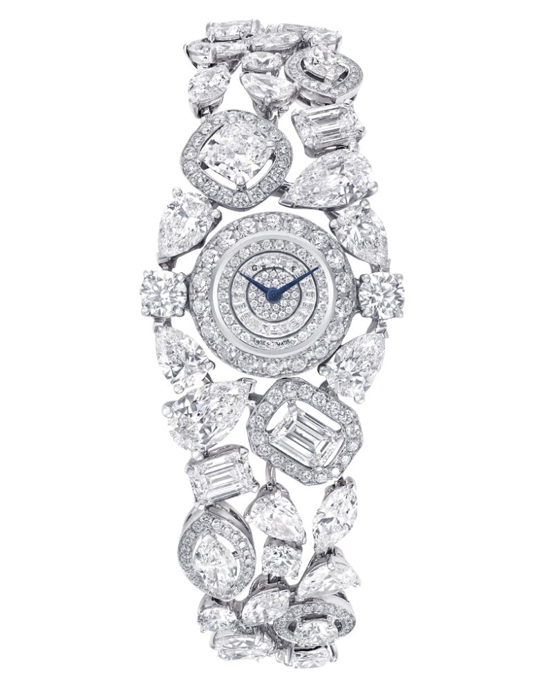 RT @DeparturesMag: With 29+ carats of mixed cut diamonds, this @GraffDiamonds's watch has more than the time: https://t.co/yCXgKQnZqc https…